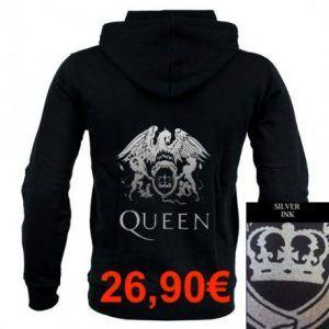 sudadera queen